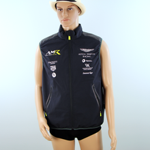 Load image into Gallery viewer, Used Aston Martin Racing AMR Gilet Dark Blue early - 2018 - Pit-Lane Motorsport