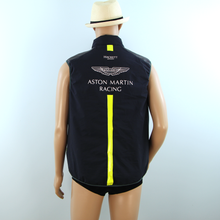 Load image into Gallery viewer, Aston Martin Racing AMR Gilet Dark Blue early - 2018 - Pit-Lane Motorsport