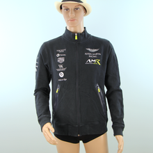 Load image into Gallery viewer, Used Aston Martin Racing AMR Sweatshirt Dark Blue late - 2018 - Pit-Lane Motorsport