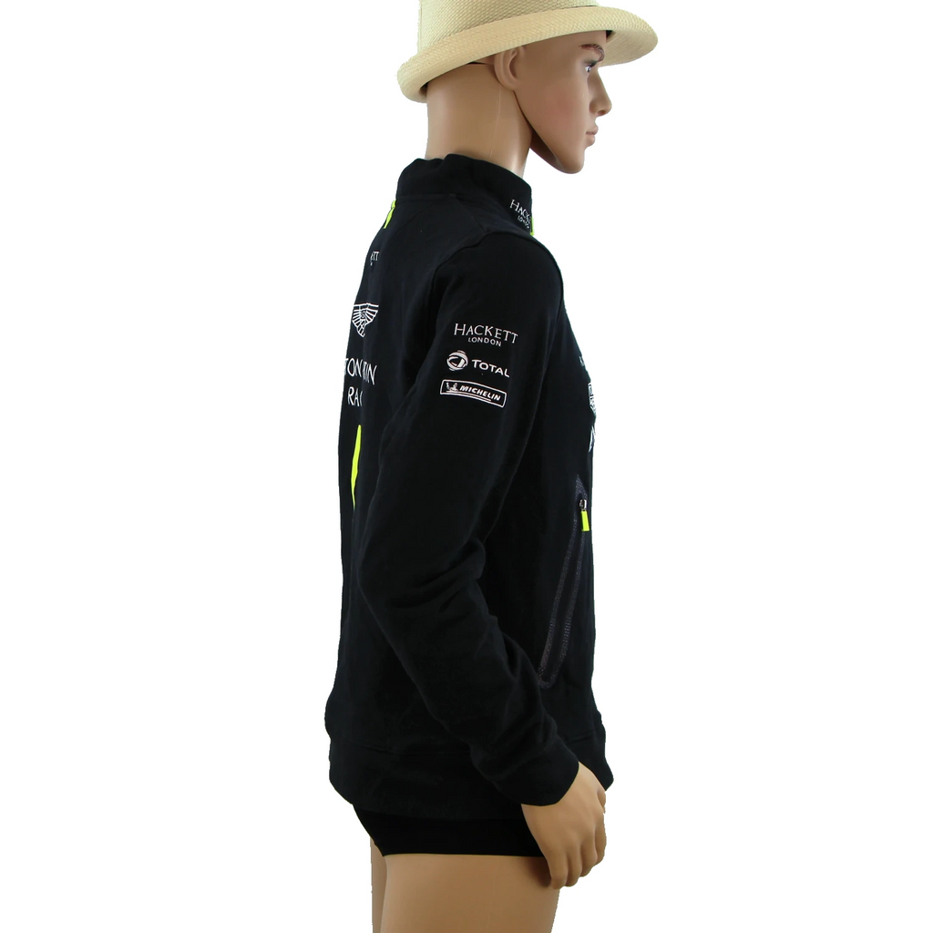 Used Aston Martin Racing AMR Sweatshirt Dark Blue early - 2018 - Pit-Lane Motorsport