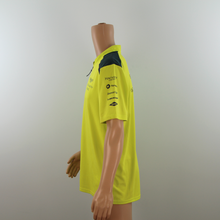 Load image into Gallery viewer, Aston Martin Racing Official Team Polo Shirt Lime Green-  2015 - Pit-Lane Motorsport