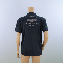 Load image into Gallery viewer, Used - Aston Martin Racing Polo Shirt Dark Blue - 2014 - Pit-Lane Motorsport