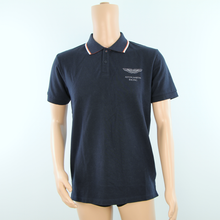 Load image into Gallery viewer, New - Aston Martin Racing Hackett Polo Shirt Dark Blue 2012 - Pit-Lane Motorsport