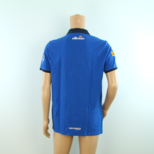 Load image into Gallery viewer, Used Beechdean Motorsport Aston Martin Racing Ellesse Polo Shirt Blue - Pit-Lane Motorsport