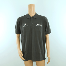 Load image into Gallery viewer, Used Peugeot Rallycross Albatec Racing Team Polo Shirt Grey - Pit-Lane Motorsport