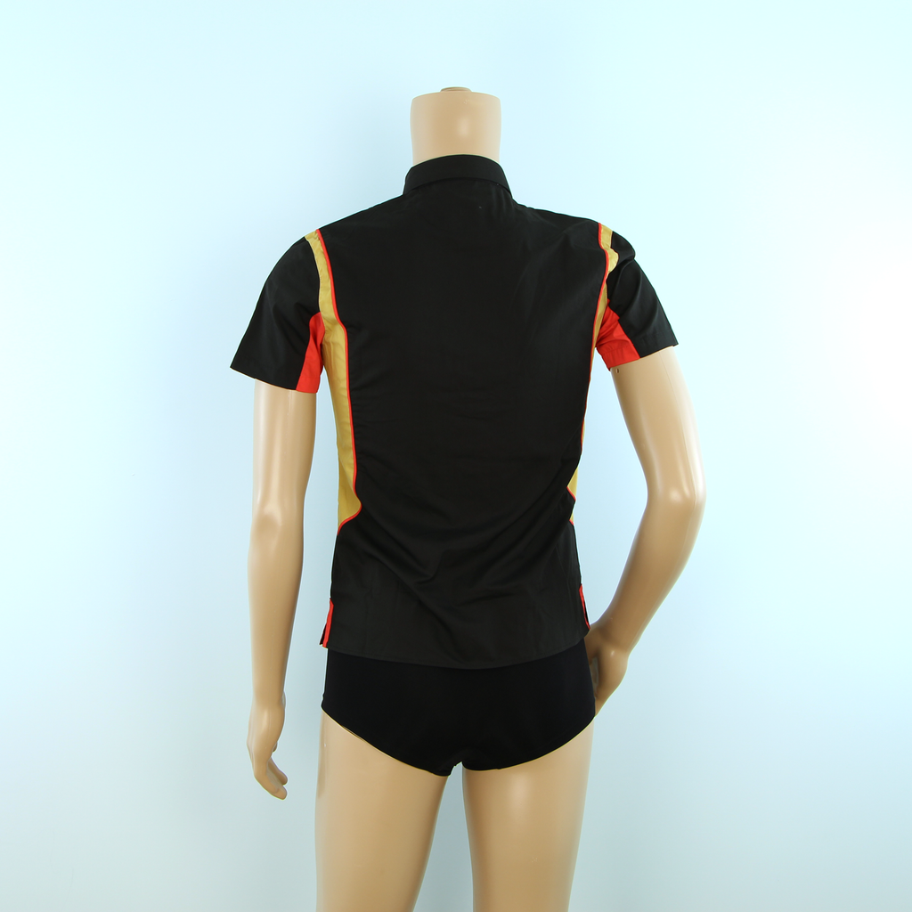 Used Lotus F1 Team Womens Shirt Black 2013/14 - Pit-Lane Motorsport