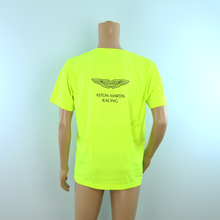 Load image into Gallery viewer, Used Aston Martin Racing LeMans Team Setup T-shirt Dayglo - Pit-Lane Motorsport