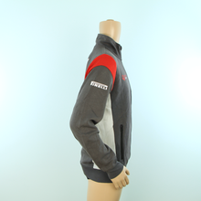 Load image into Gallery viewer, Used Haas F1 Team Half Zip Sweatshirt with side pockets Grey - Pit-Lane Motorsport