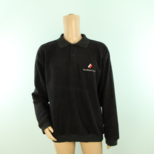 Load image into Gallery viewer, Used Race Resort Ascari Long sleeve Polo Fleece Black - Pit-Lane Motorsport