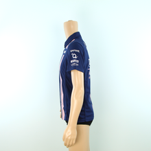 Load image into Gallery viewer, Used Racing Point F1 Force India Team Polo Shirt Dark Blue - 2018 - Pit-Lane Motorsport