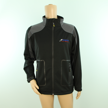 Load image into Gallery viewer, Used Albatec Rallycross Racing Softshell Jacket Black - Pit-Lane Motorsport