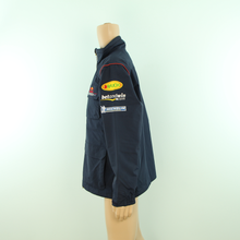 Load image into Gallery viewer, Used Red Bull Racing F1 Official Team Rain Jacket Blue - Pit-Lane Motorsport