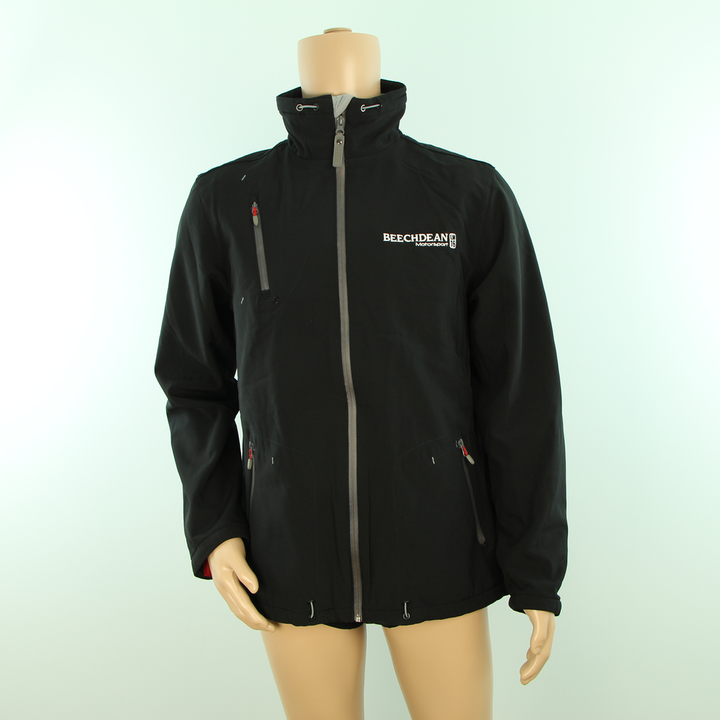 Used Beechdean Motorsport Aston Martin Racing Team Softshell Jacket - Black - Pit-Lane Motorsport