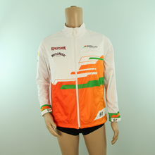 Load image into Gallery viewer, Sahara Force India F1 Team Softshell Jacket White - Pit-Lane Motorsport