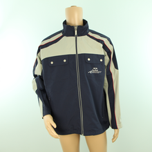 Load image into Gallery viewer, Used Red Bull Racing F1 Official Team Lightweight Rain Jacket Dark Blue - Pit-Lane Motorsport