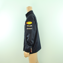 Load image into Gallery viewer, Used Red Bull Racing F1 Official Team Rain Jacket Dark Blue - Pit-Lane Motorsport