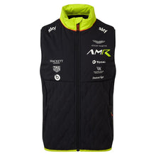 Load image into Gallery viewer, AMR Team Gilet Navy - Pit-Lane Motorsport