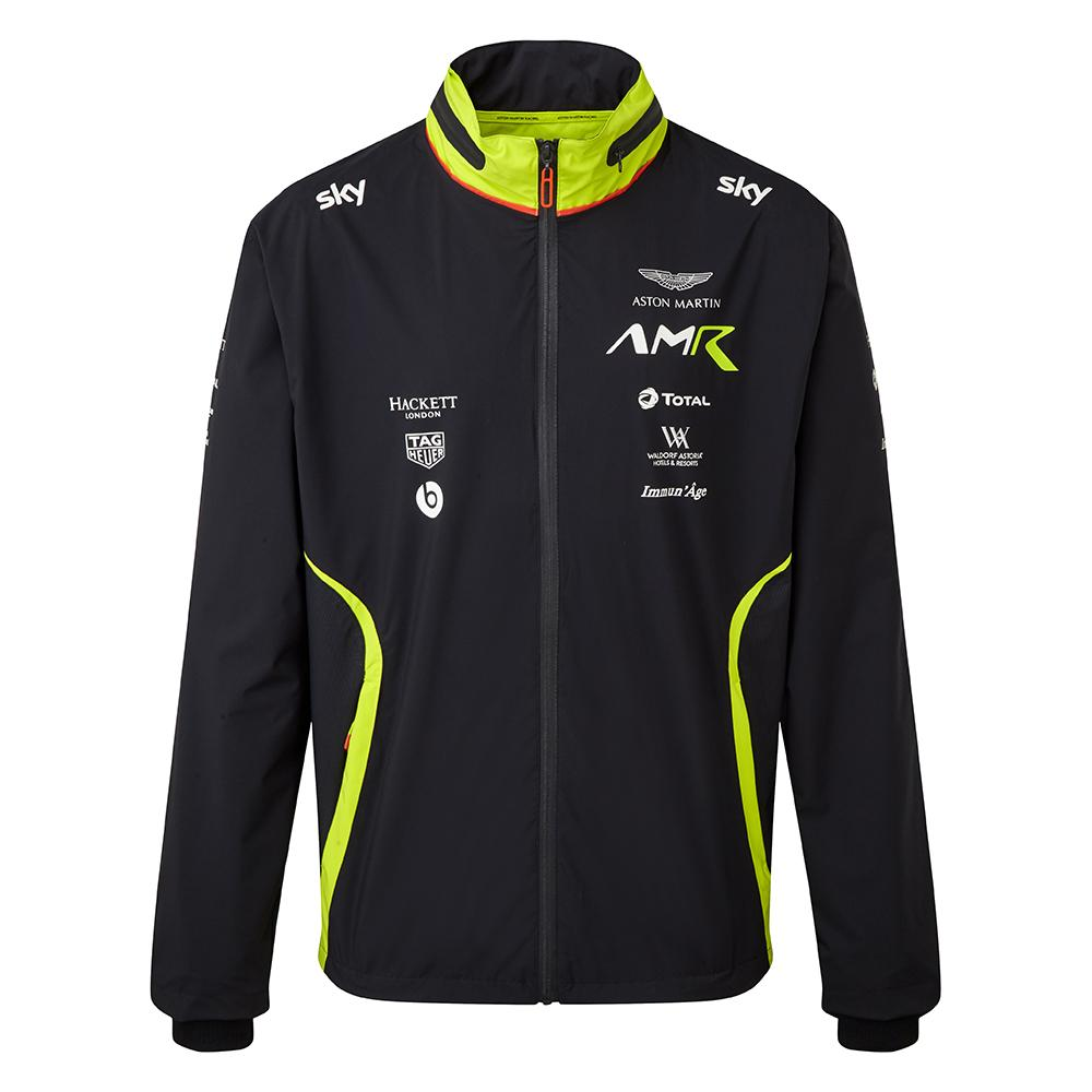AMR Team Lightweight Jacket Navy - Pit-Lane Motorsport