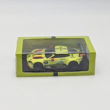 Load image into Gallery viewer, Aston Martin Racing 2018 New Vantage GTE #95 works car 1:43 scale Spark Model - Pit-Lane Motorsport