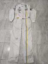 Load image into Gallery viewer, Used - Sabelt Light Weight Drivers Suit - Aston Martin Racing 10th Anniversary - Valero
