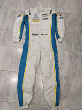 Load image into Gallery viewer, Used - Aston Martin Racing Valero Sabelt  Light Weight Drivers Race Suit - 2016