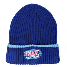 Load image into Gallery viewer, Kick Energy World Rally Team Beanie Hat