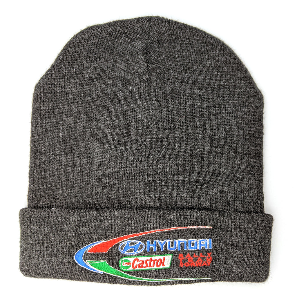 Hyundai Rally Team Norway Beanie Hat