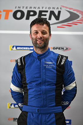 Aston Martin Racing Sparco Race Suit (Ex Darren Turner) - 2016 - Pit-Lane Motorsport