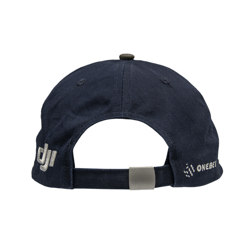 WRC Worn Out Style Cap Blue Grey - Pit-Lane Motorsport