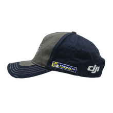 Load image into Gallery viewer, WRC Worn Out Style Cap Blue Grey - Pit-Lane Motorsport