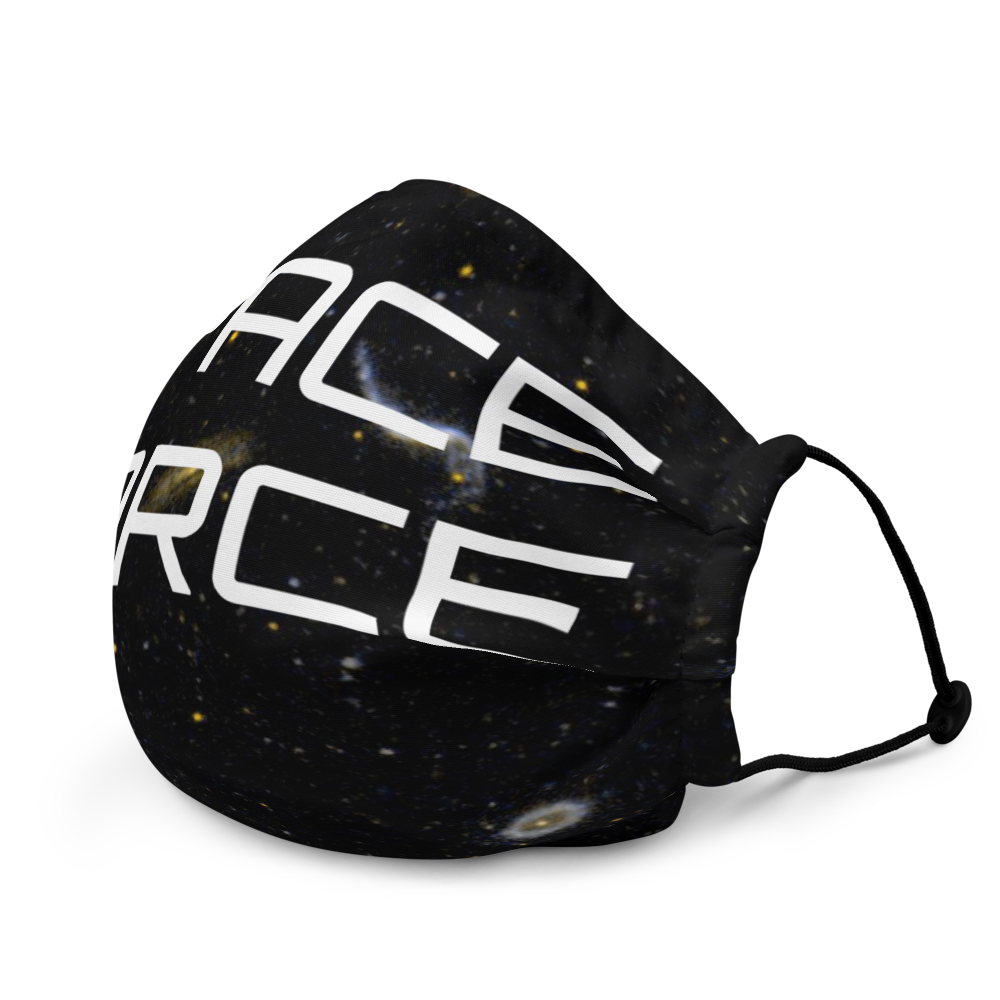 Space Force Face Mask