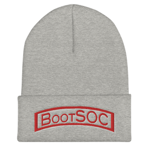 BootSOC Watch Cap