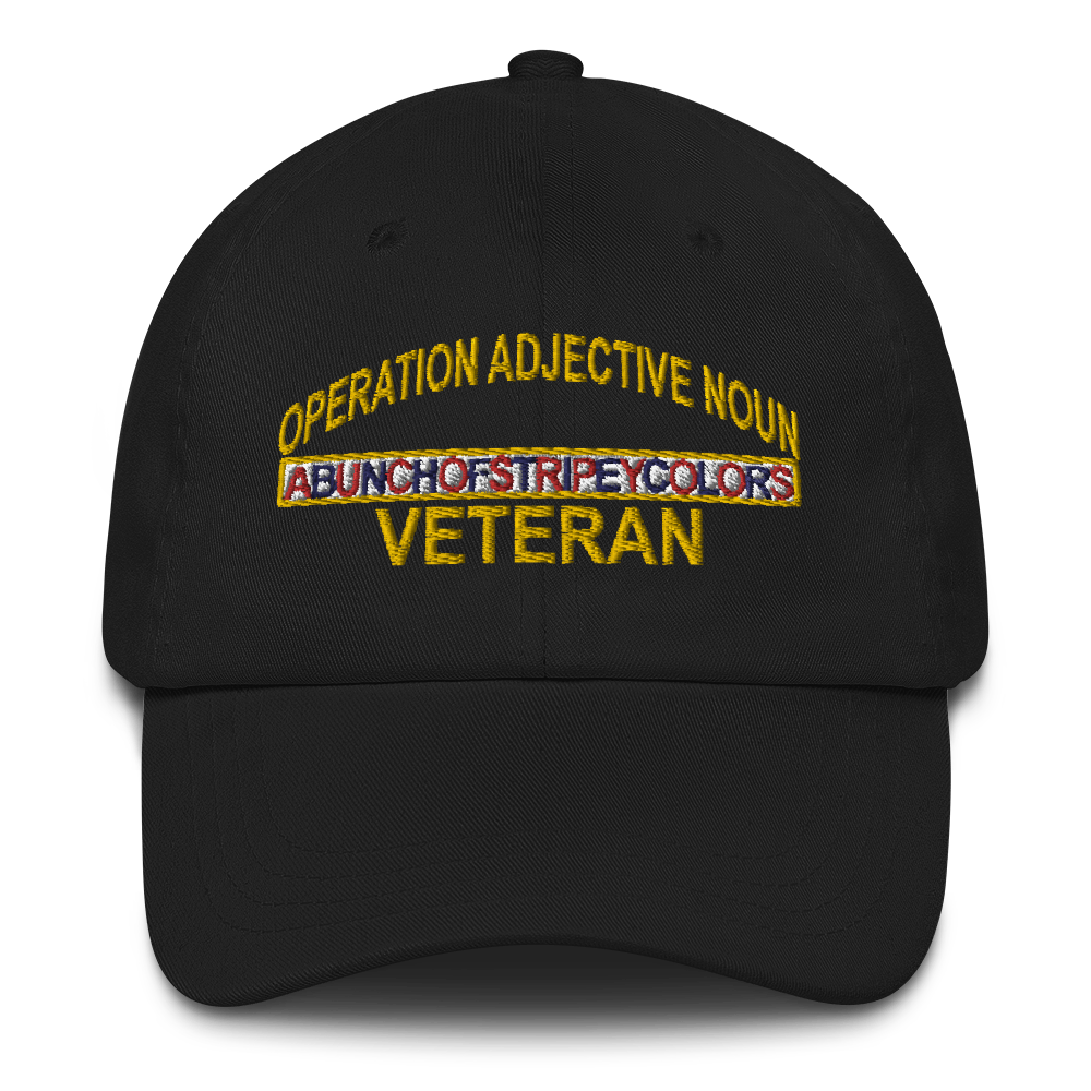 Operation Adjective Noun