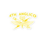 4th ANGLICO Det P Sticker