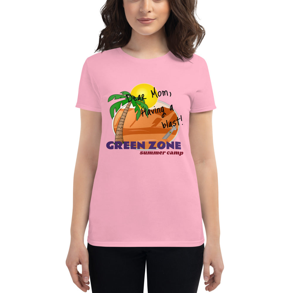 Green Zone LadyVets