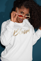 Blessed in Gold Unisex Sweatshirt