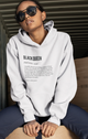 Black Queen Definition Hoodie
