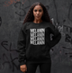 Melanin Repeat Unisex Sweatshirt