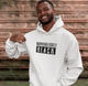 Unapologetically Black Unisex Hoodie