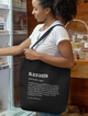 Black Queen Definition Black Tote bag