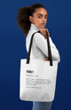 Kinky Definition Tote bag