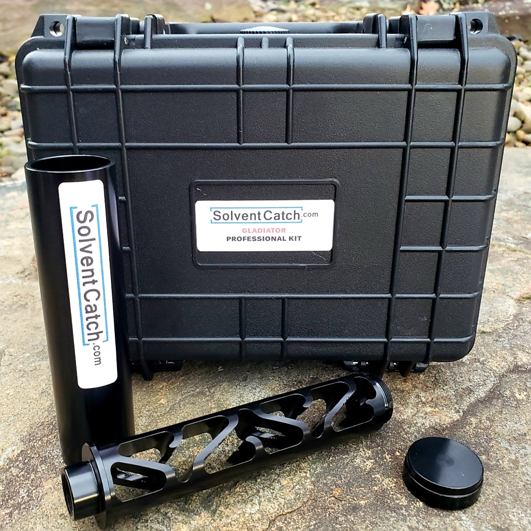 Gladiator Professional Solvent Trap Kit - Pattern 2