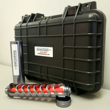 Load image into Gallery viewer, Gladiator Professional Solvent Trap Kit - Pattern 1 - Titanium
