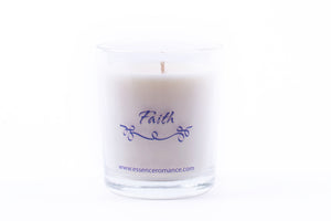 Mystical Faith Candle