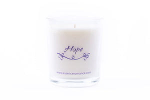 Mystical Hope Candle