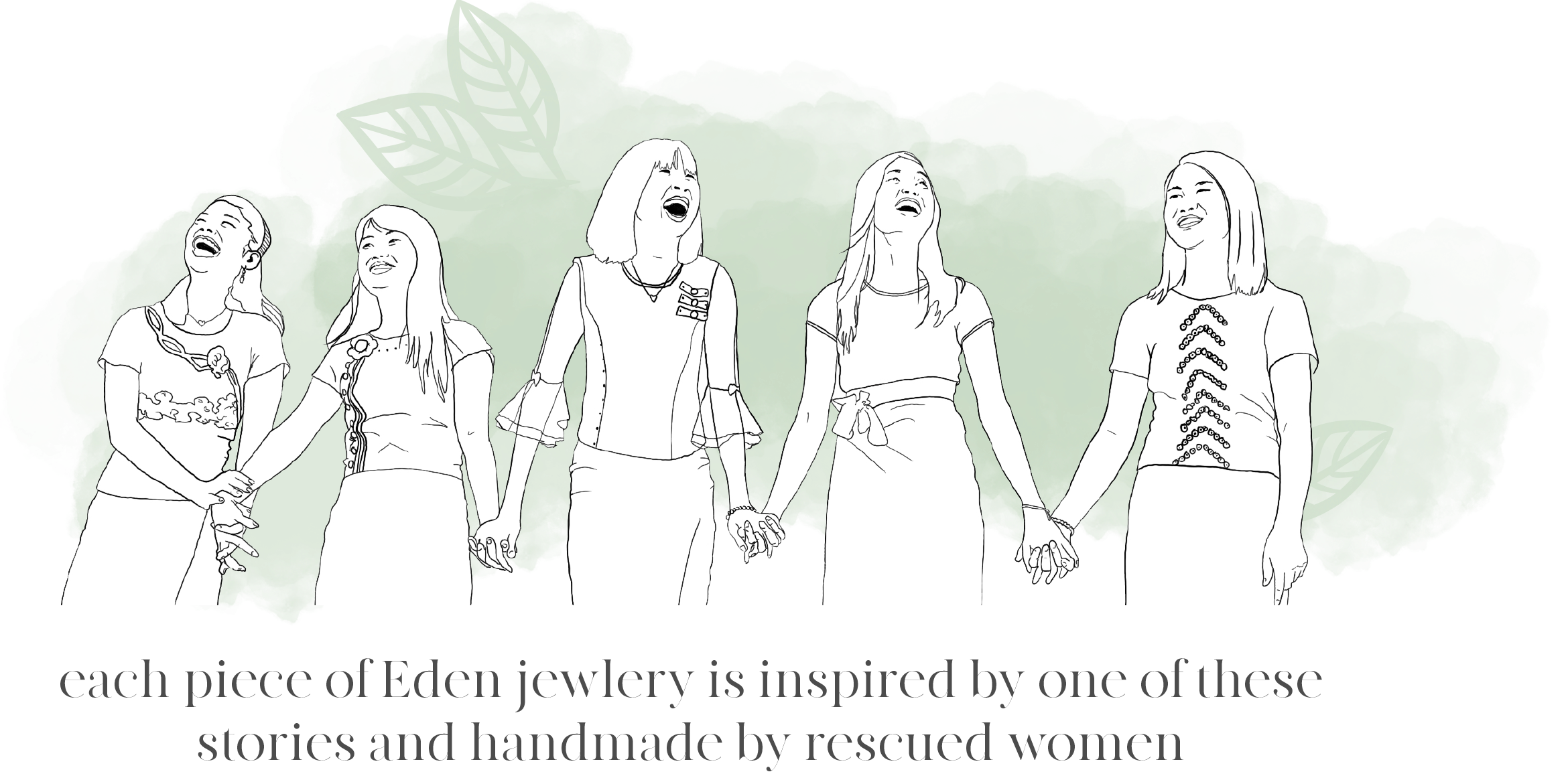 This is Eden Jewelry | The story of women who have escaped human trafficking in Asia