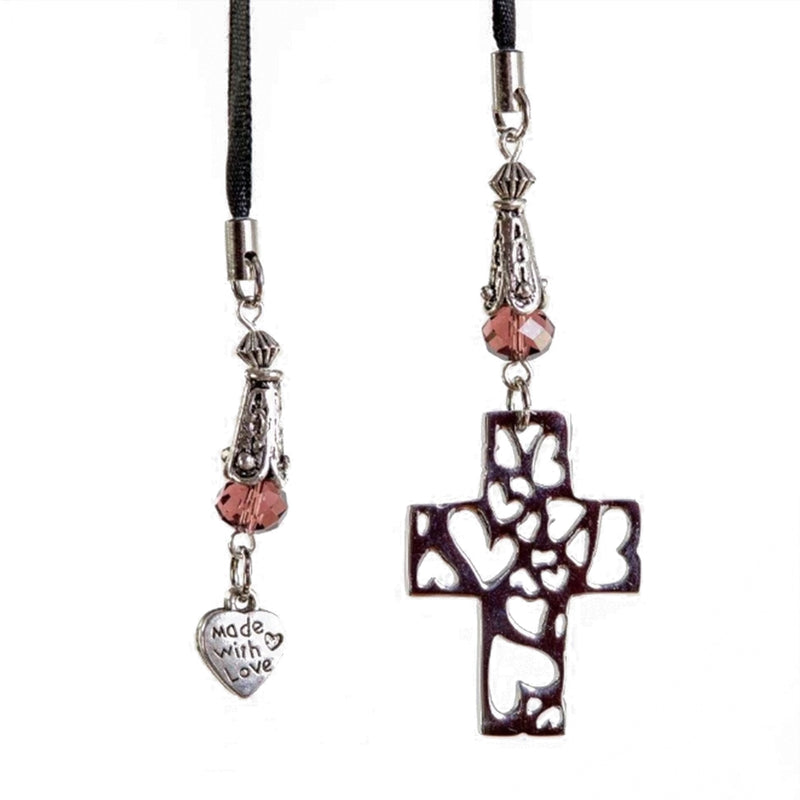 Cross of Love Ribbon Bookmark