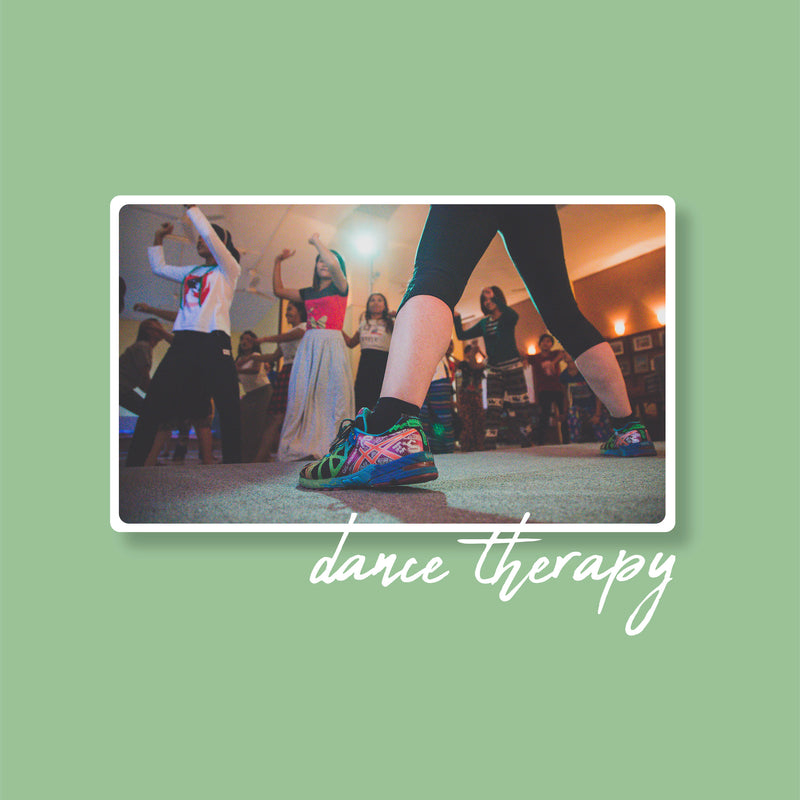 One Month of Dance Therapy Classes