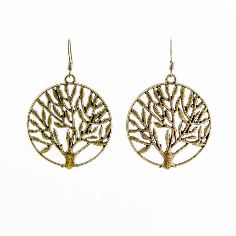 Olive Grove Earrings