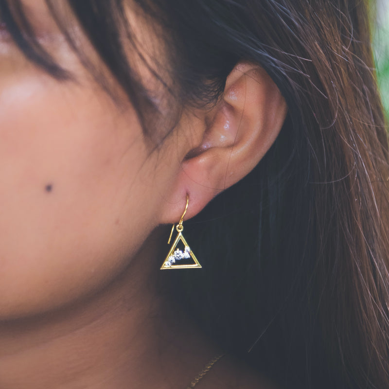 Steps of Empowerment Earrings
